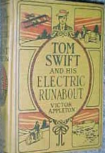 Tom Swift and his Electric Runabout #5 - Product Image