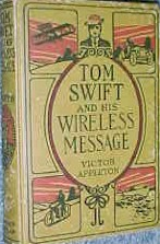 Tom Swift and his Wireless Message #6 - Product Image