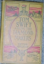 Tom Swift Among the Diamond Makers #7 - Product Image