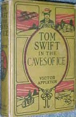 Tom Swift in the Caves of Ice #8 - Product Image