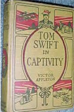 Tom Swift in Captivity #13 - Product Image