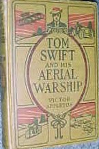 Tom Swift and his Aerial Warship #18 - Product Image