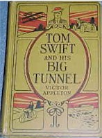 Tom Swift and his Big Tunnel #19 - Product Image