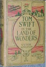 Tom Swift in the Land of Wonders #20 - Product Image
