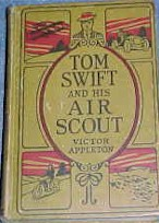 Tom Swift and his Air Scout #22 - Product Image