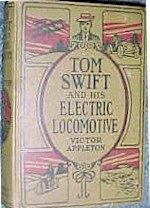 Tom Swift and his Electric Locomotive #25 - Product Image