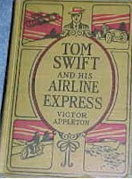 Tom Swift and his Airline Express #29 - Product Image