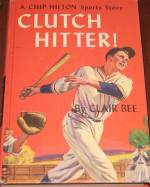 Chip Hilton: Clutch Hitter #4 Picture Cover - Product Image