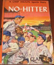 Chip Hilton: No Hitter #17 Picture Cover - Product Image