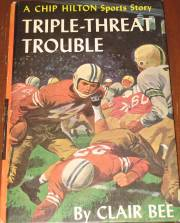 Chip Hilton: Triple-Threat Trouble #18 Picture Cover - Product Image