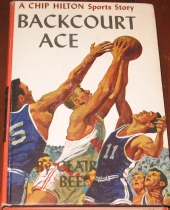 Chip Hilton: Backcourt Ace #19 Picture Cover - Product Image