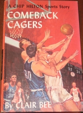 Chip Hilton: Comeback Cagers #21 - Product Image