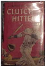 Chip Hilton: Clutch Hitter #4 Dust Jacket - Product Image