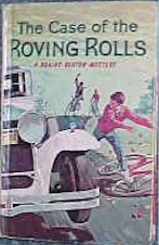 Brains Benton: The Case of the Roving Rolls #4 - Product Image