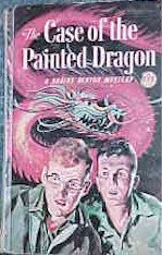 Brains Benton: The Case of the Painted Dragon #6 - Product Image