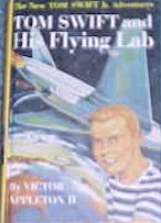 Tom Swift Jr. and his Flying Lab #1 Picture Cover - Product Image