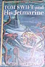 Tom Swift Jr. and his Jetmarine #2 Picture Cover - Product Image