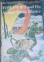 Tom Swift Jr. and his Atomic Earth Blaster #5 Picture Cover - Product Image