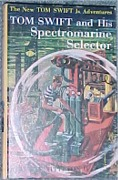 Tom Swift Jr. and his Spectromarine Selector #15 Picture Cover - Product Image