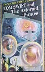 Tom Swift Jr. and the Asteroid Pirates #21 - Product Image