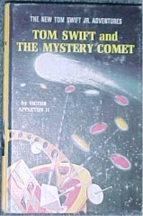 Tom Swift Jr. and the Mystery Comet #28 - Product Image