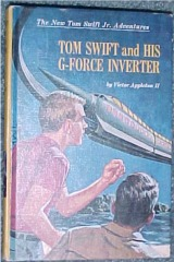 Tom Swift Jr. and his G-Force Inverter #30 - Product Image
