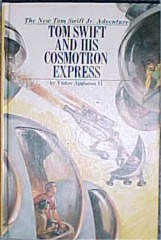 Tom Swift Jr. and his Cosmotron Express #32 - Product Image