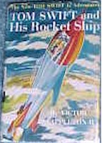 Tom Swift Jr. and his Rocket Ship #3 Dust Jacket - Product Image