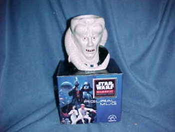 Bib Fortuna from Jabba's Palace in Star Wars: Return of the Jedi. - Product Image