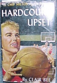Chip Hilton: Hardcourt Upset #15 Dust Jacket - Product Image