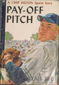 Chip Hilton: Pay-Off Pitch #16 Dust Jacket - Product Image