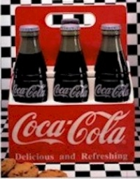 Coca Cola 6 Pack - Product Image
