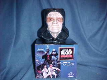 Emperor Palpatine Mug from Star Wars. - Product Image